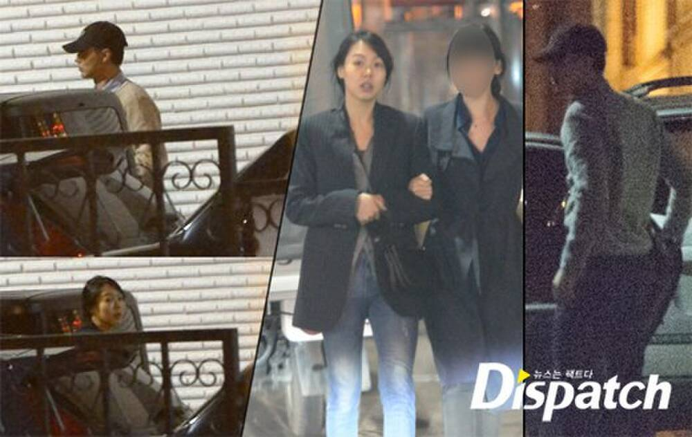 The list of Korean couples revealed by Dispatch, including breakups and being happy. 4