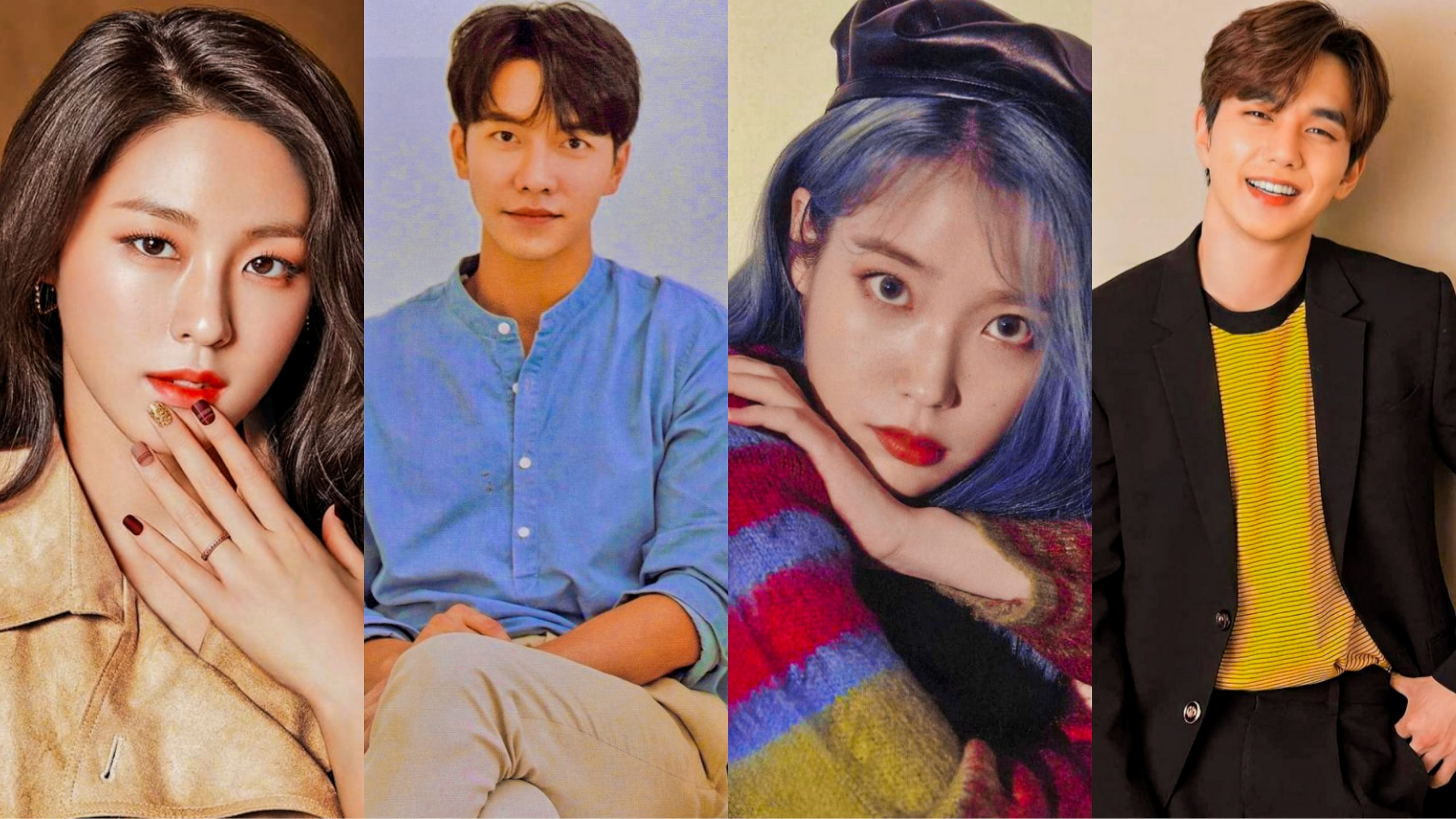 Korean Celebrities Who Have A National Title