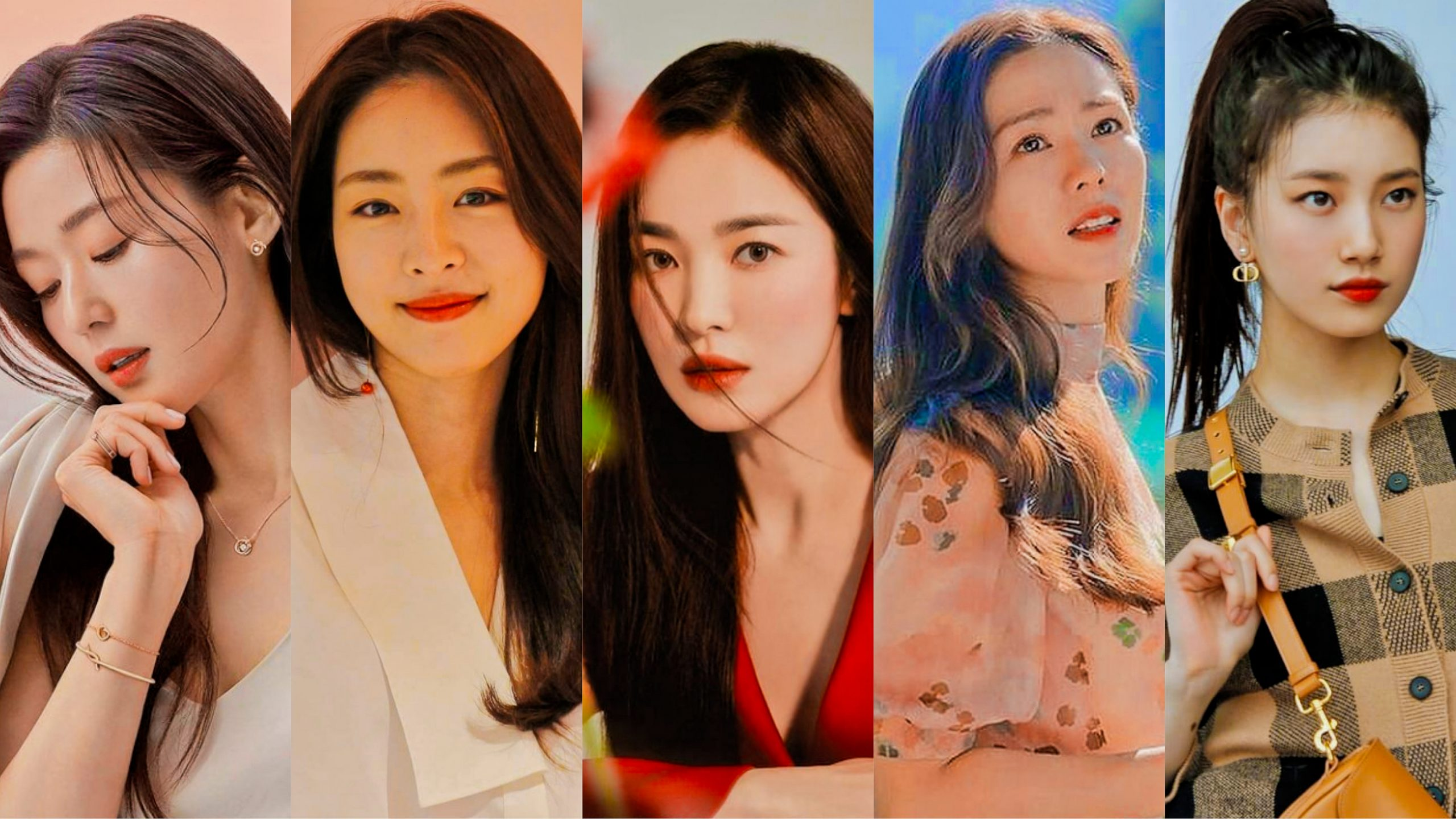 """8 Gorgeous Korean Actresses Who Earned The Title as """"Nation's First Love"""""""
