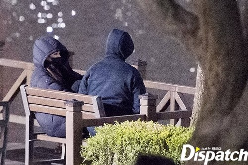 The list of Korean couples revealed by Dispatch, including breakups and being happy. 16