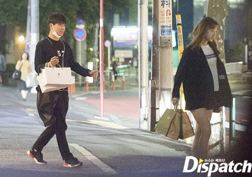 Son Yeon Jae and Choi Jong Hoon