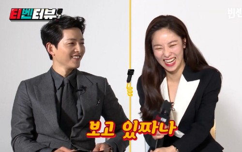 Song Joong Ki along with Jeon Yeo Bin and Vincenzo rise to No. 1 on top 10 actors and dramasthat generated the most buzz this week !
