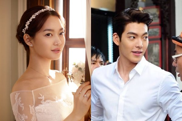 The Couple Shin Min Ah and Kim Woo Bin starring together in the upcoming drama for the first time !!
