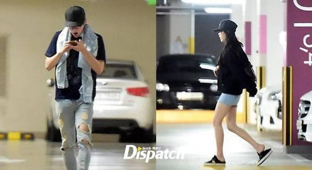 IU and Chang Kiha IU and singer-songwriter Chang Kiha broke up shortly after.