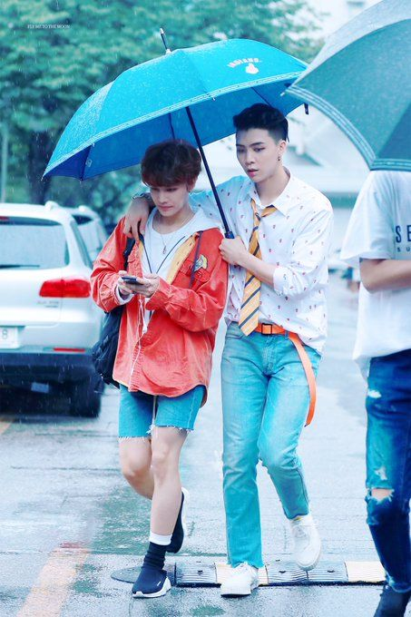 NCT 127 Taeil and Johnny