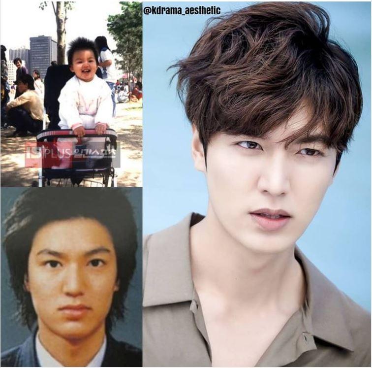 Rarely cute childhood photos of Hyun Bin, Lee Min-ho, Song Joong-ki... 7
