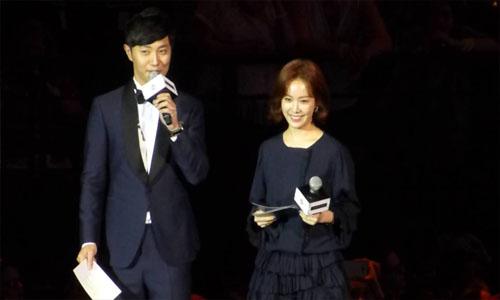 Jin Goo and han ji min