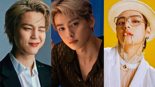 BTS's Jimin, ASTRO's Cha Eun Woo and BTS's V Hailed as Top Individual Boy Group Members in May Brand Reputation Ranking