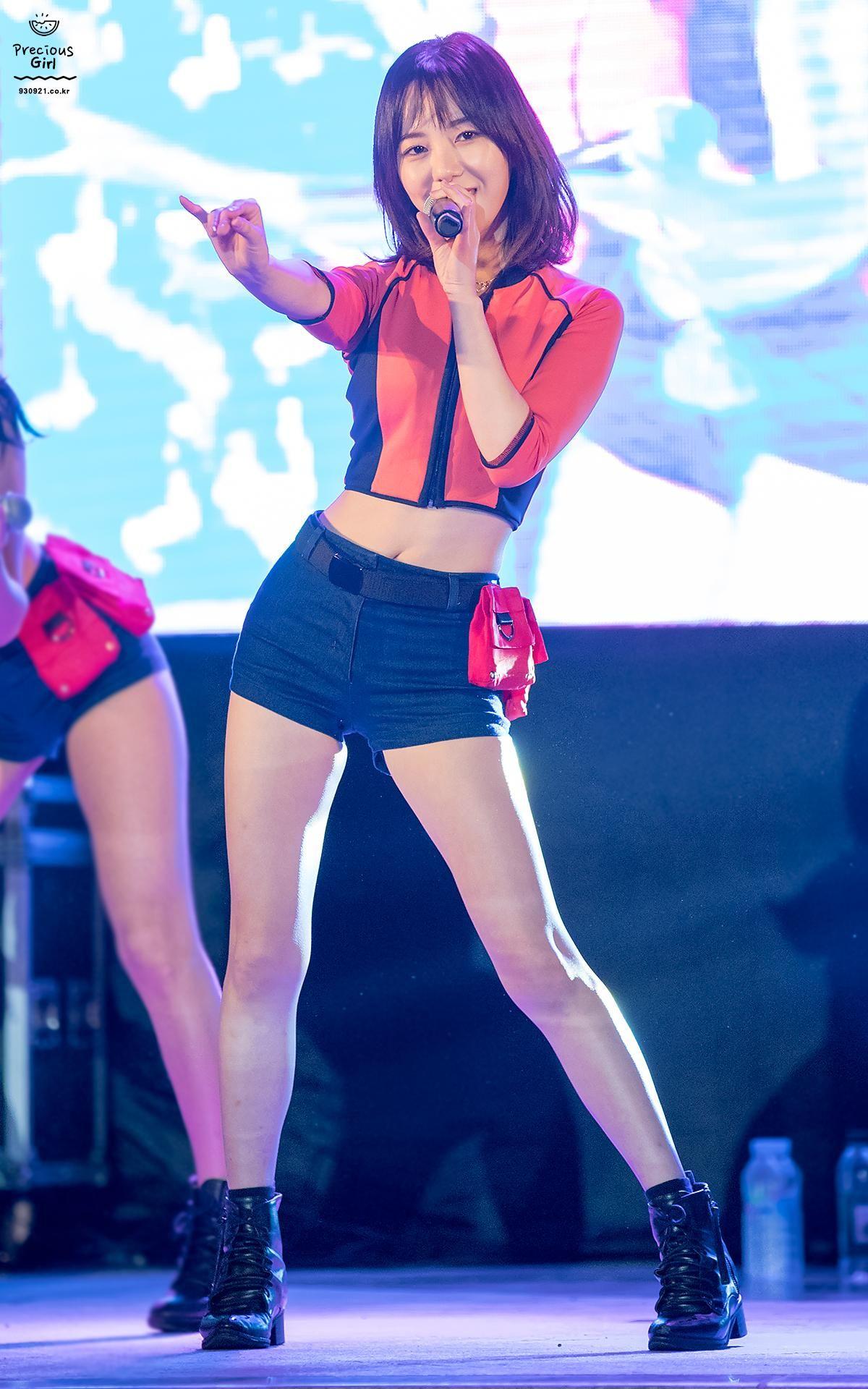 Former AOA Member Mina