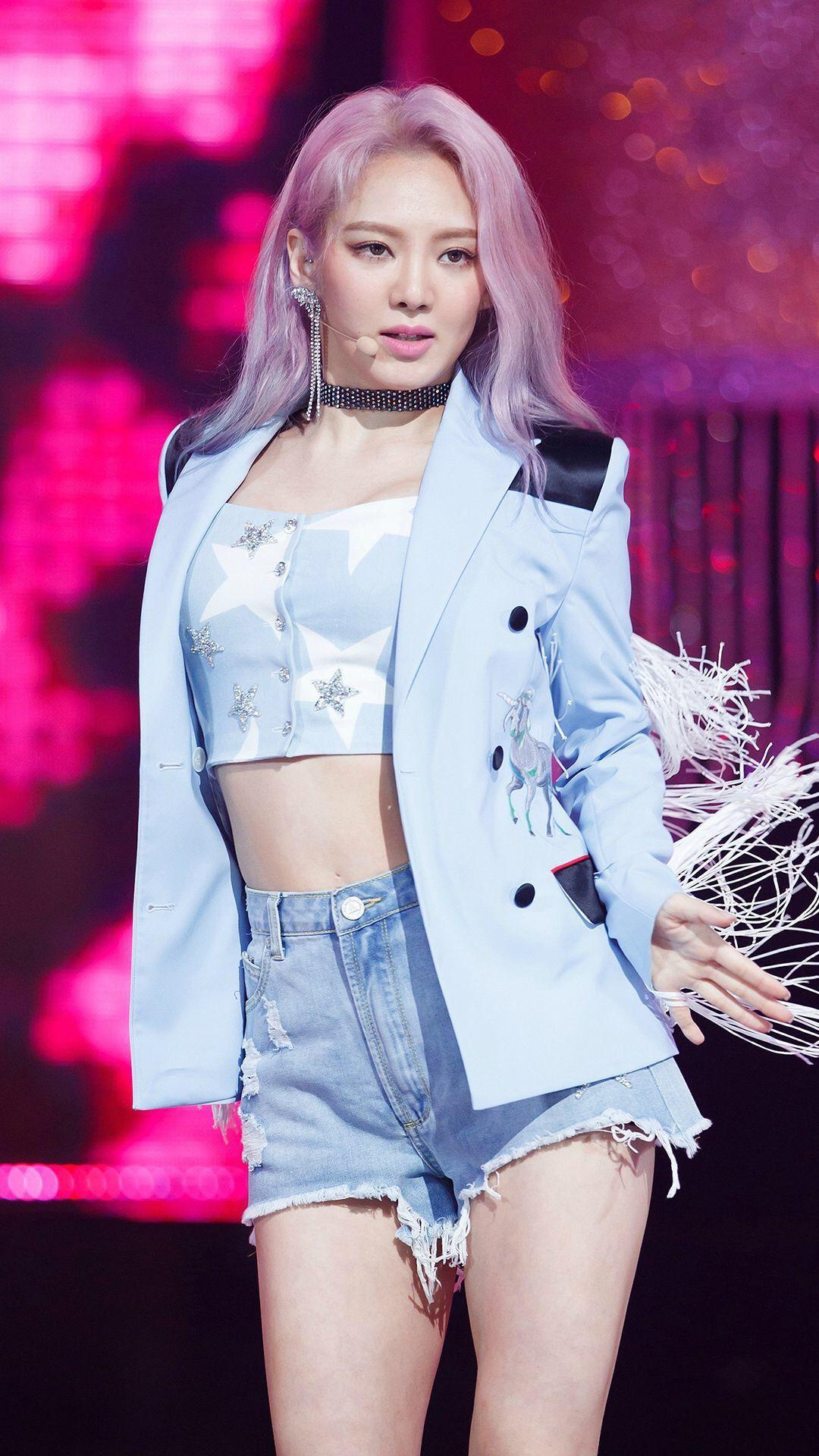 Girls' Generation's Hyoyeon