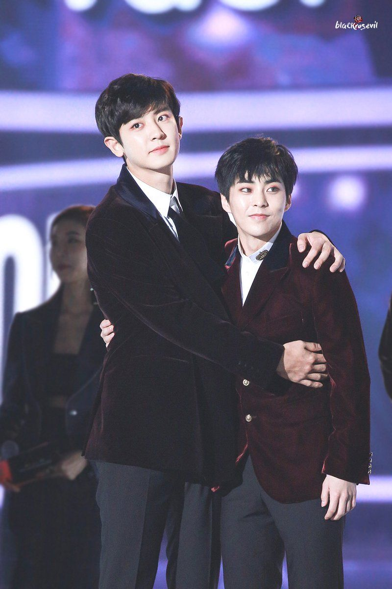 EXO Xiumin and DO