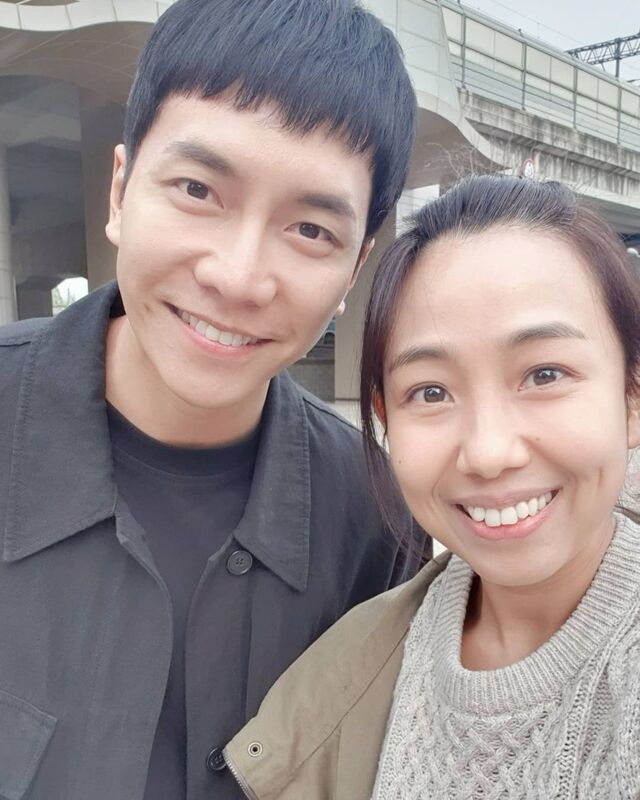 "Filipino actress Cherish Unni shares her feelings while working with Lee Seung Gi ""He thinks I'm a Korean."" 1"