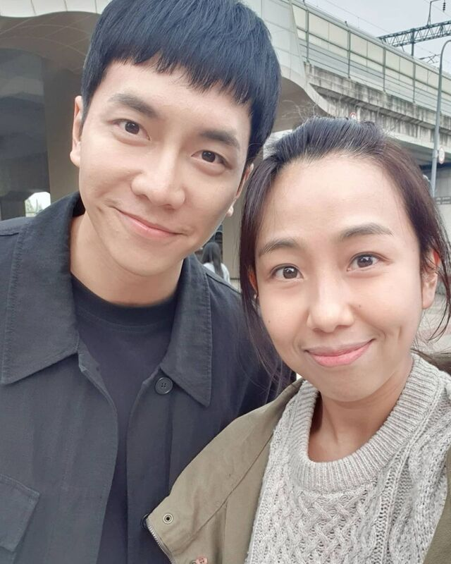 "Filipino actress Cherish Unni shares her feelings while working with Lee Seung Gi ""He thinks I'm a Korean."" 2"