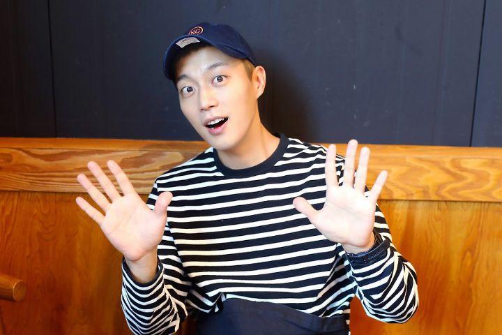 Highlight's Yoon Doojoon