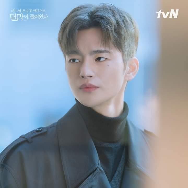 "tvN ""Doom at Your Service"" Seo In Guk"