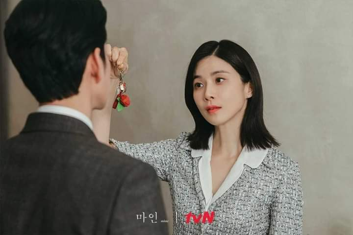 """tvN """"Mine"""" – Lee Bo Young"""