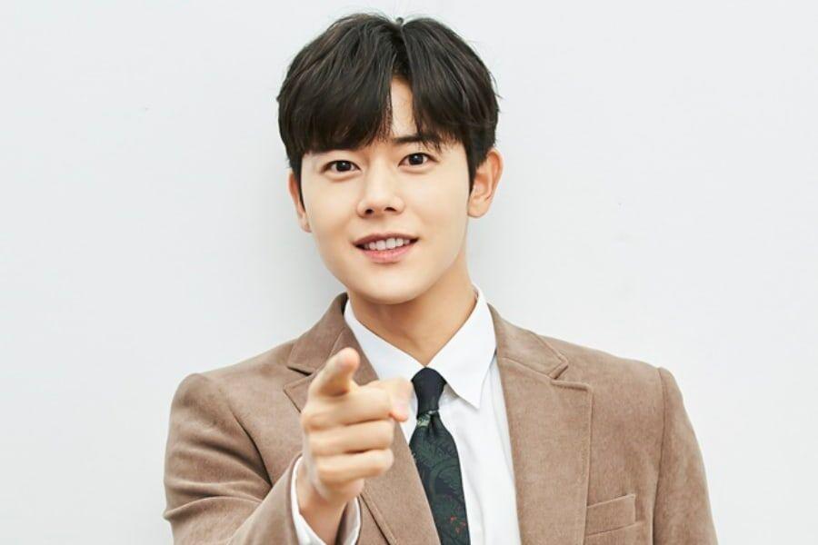 ZE:A's Kim Dongjun