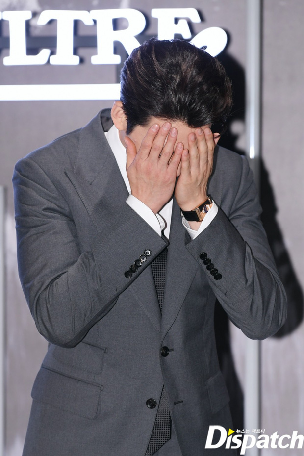 Kim Woo Bin returned handsome and healthy at the event after 3 years of cancer treatment: Best Visual, proving to have completely recovered from the disease. 3