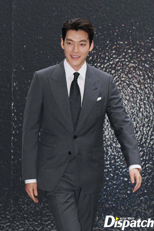 Kim Woo Bin returned handsome and healthy at the event after 3 years of cancer treatment: Best Visual, proving to have completely recovered from the disease. 4