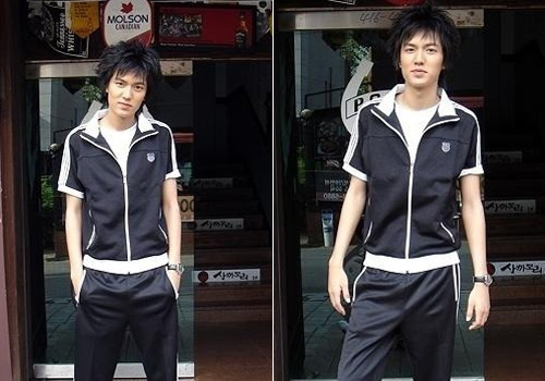 Lee Min Ho would never want anyone to see these photos of him!! 4