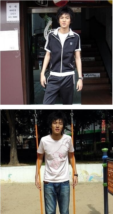 Lee Min Ho would never want anyone to see these photos of him!! 3