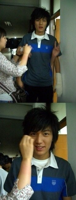 Lee Min Ho would never want anyone to see these photos of him!! 2