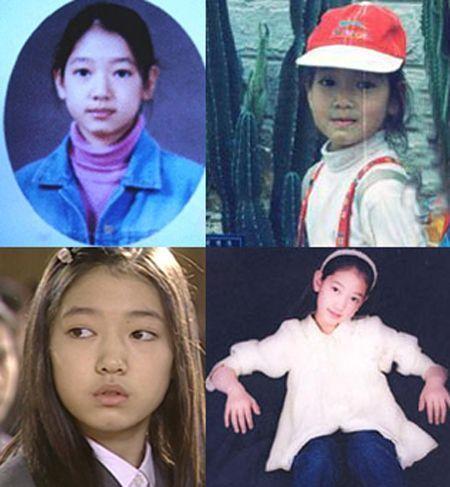 Rarely cute childhood photos of Cha Eun woo, Park Shin-hye, Song Hye-kyo And More... 3