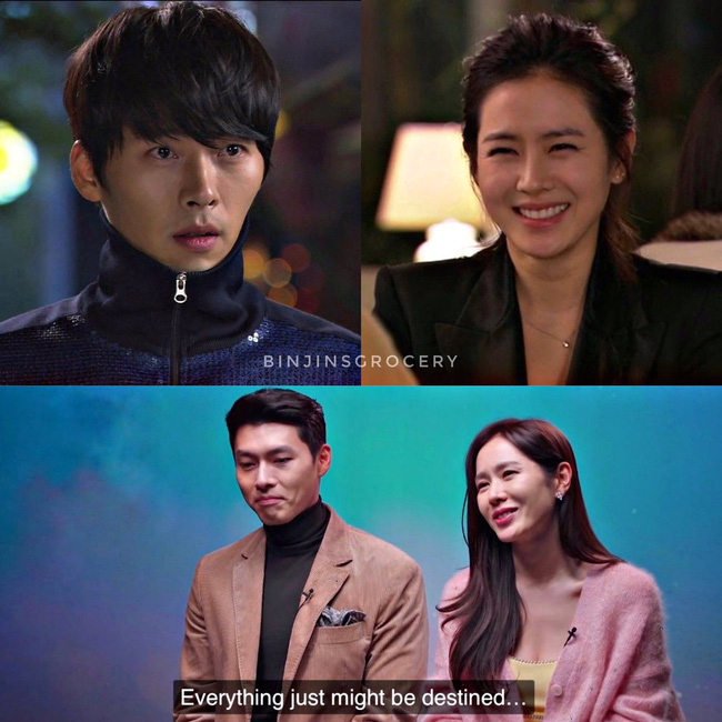 Hyun Bin - Son Ye Jin with a 16-year journey from the first meeting to falling in love and about getting married. 4