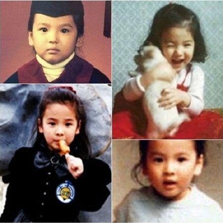 Rarely cute childhood photos of Cha Eun woo, Park Shin-hye, Song Hye-kyo And More... 4