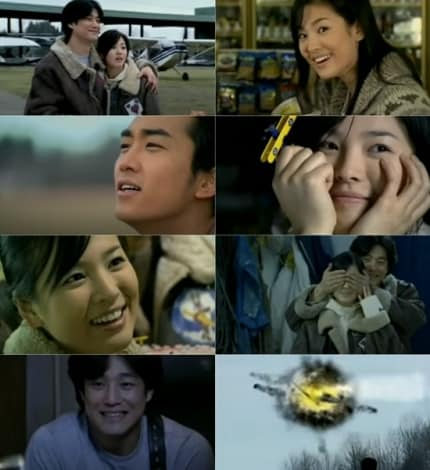 The first time Song Hye Kyo and Song Seung Hun's collaboration in Kim Bum's MV is suddenly hot again after 20 years! 2
