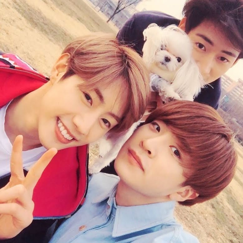 GOT7's Mark and Youngjae – Coco