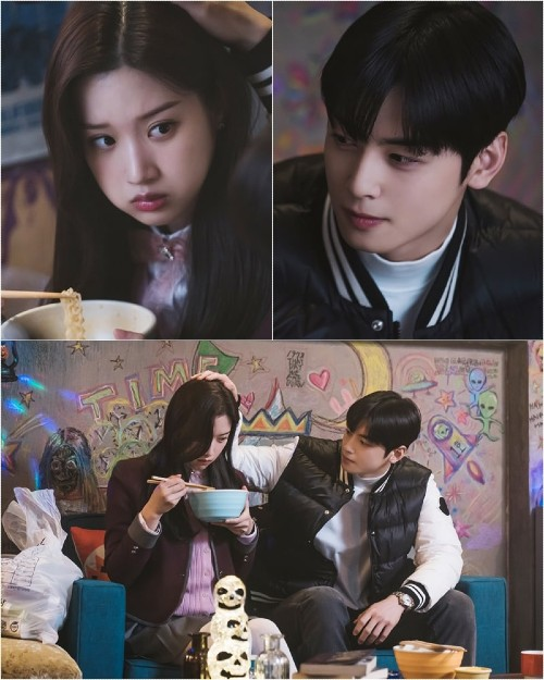 Cha Eun Woo and Moon Ga Young are dating? The rumors of their dating are getting quite popular! 2