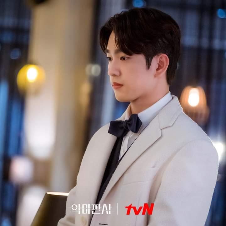 "GOT7's JinYoung - ""The Devil Judge"""