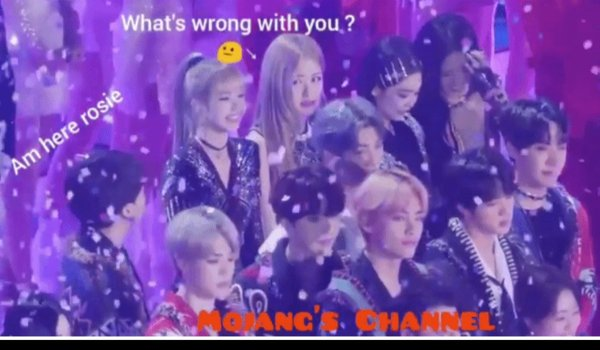 Korean netizens listed out a list of evidence of Jungkook and Rosé dating, causing a storm on the social network Nate Pann! 11