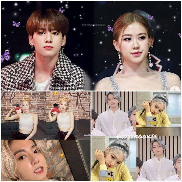 Korean netizens listed out a list of evidence of Jungkook and Rosé dating, causing a storm on the social network Nate Pann! 4