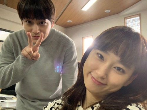 Fans think that Kim Bum and Jo Bo Ah are dating, Dating rumors have exploded on social networks. 7