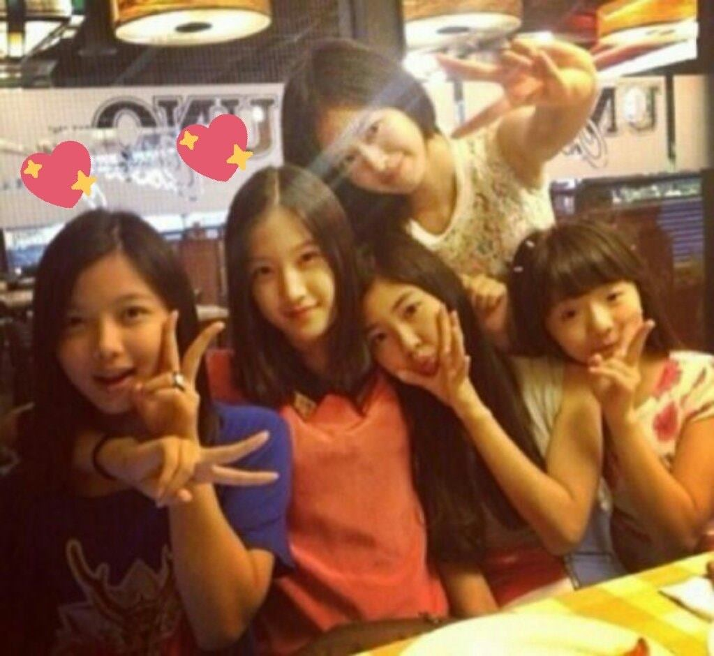 Revealing the 13-year close friendship of the trio Kim Yoo Jung, Moon Ga Young and Yoo Seung Ho!! 3