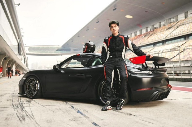 Kris Wu sold a Porsche supercar for 500.000 USD, closed the company after the scandal. 2
