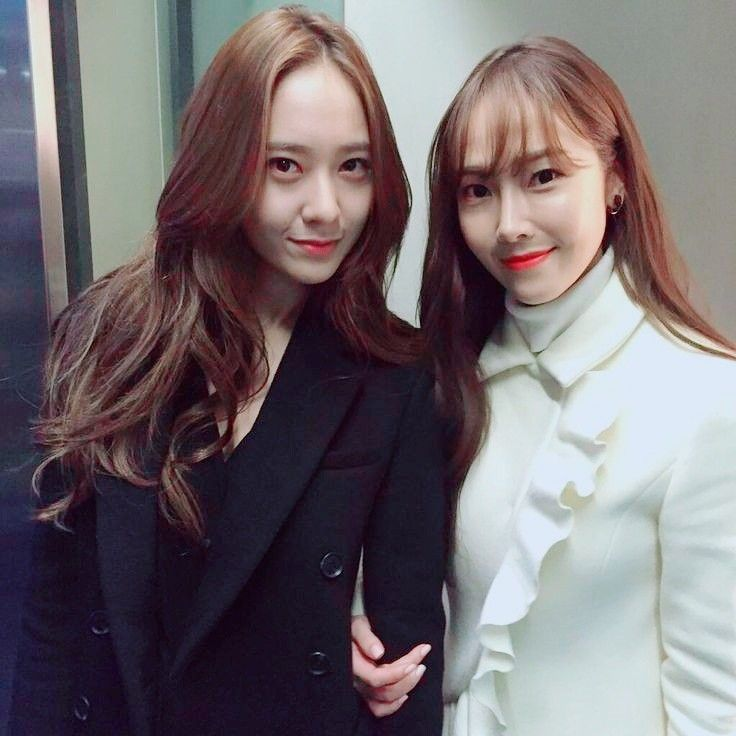 Krystal and Jessica