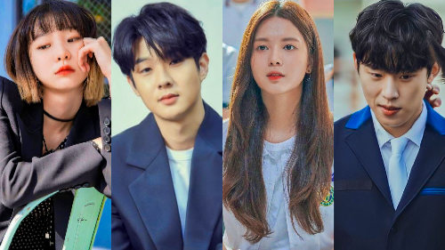 Kim Da Mi and Choi Woo Shik Confirmed To Reunite as Main Leads in Upcoming Rom-Com K-Drama 'Us That Year' (Synopsis , Characters , Cast and More)