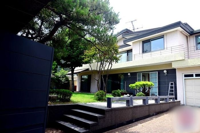 Exclusively reveal Song Joong Ki's 10 Billion Won mansion from Korea in the face of controversy and litigation with neighbors! 4