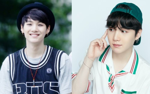 BTS - Transformation From 1 to 8 Years Old (2013-2021) 6