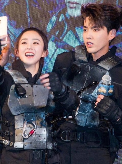 Sina said Zhao Liying is worried for fear of being investigated after Kris Wu's scandal? 2