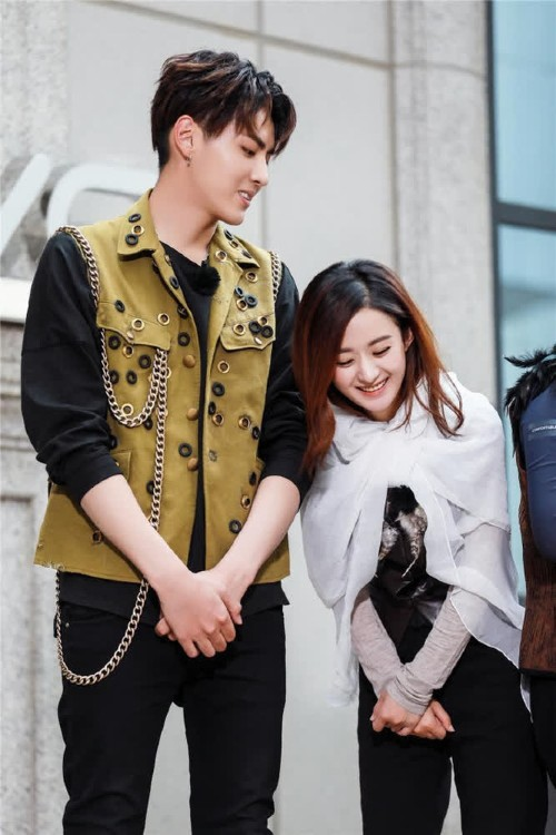 Sina said Zhao Liying is worried for fear of being investigated after Kris Wu's scandal? 1