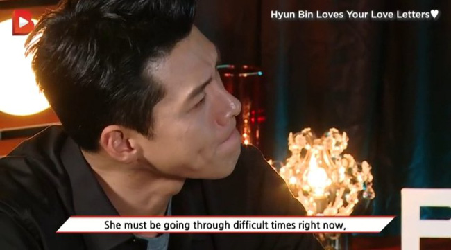 Not Son Ye Jin, a girl has her husband just passed away made Hyun Bin burst into tears right on the livestream! 3