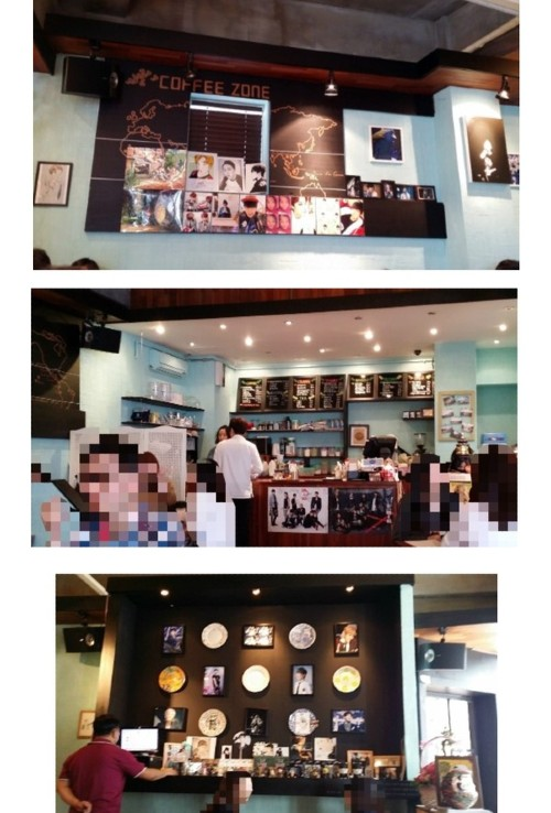 Revealed about BTS Jimin's father is the owner of the most modern coffee shop in Busan!! 3