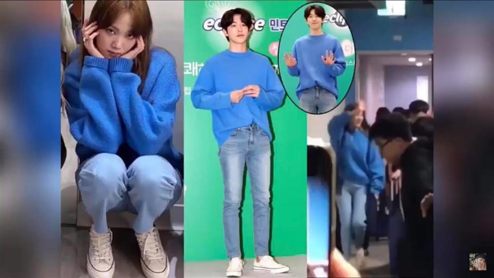 Netizens spotted evidence Lee Sung Kyung - Nam Joo Hyuk dating again? 3