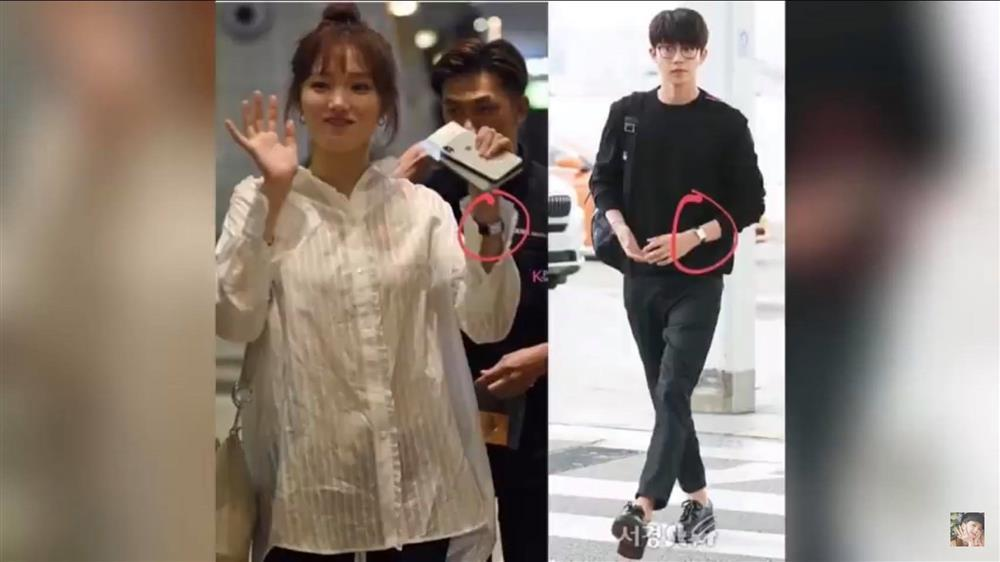 Netizens spotted evidence Lee Sung Kyung - Nam Joo Hyuk dating again? 7