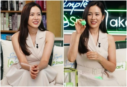 In the midst of rumors of preparing for the wedding, Son Ye Jin appeared beautiful in the rare event she attended after publicly dating Hyun Bin. 2