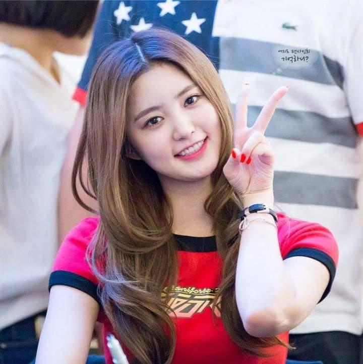 EXID's Junghwa